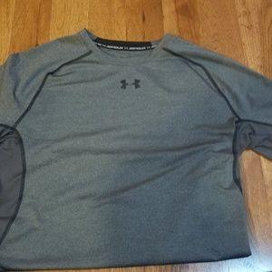 Grey Under Armour heat gear 2XL; XXL